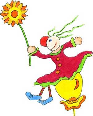 Zambalinis – Clowninnen für Kinder
